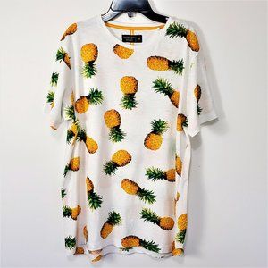 Cactus Man ~ Rickey Singh ~ Cotton Tee Size Med
